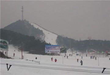 北京万龙八亿滑雪场