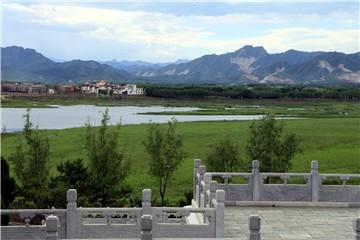 北京青龍湖公園