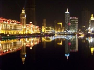 天津城区风光旅游