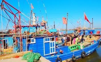 塘沽北塘渔村