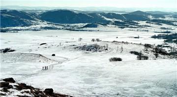 河北木兰围场滑雪场
