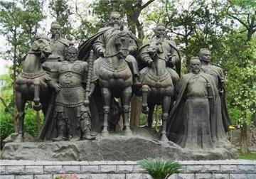 晋国古城遗址