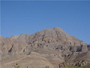 甘德尔山奇峡谷