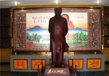毛泽东像章珍藏馆