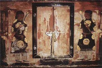 吐尔基山千年古墓