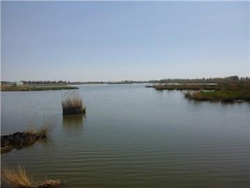 镜湖生态旅游区