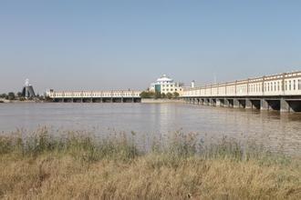 三盛公黄河水利枢纽