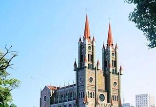 玫瑰营镇天主教堂