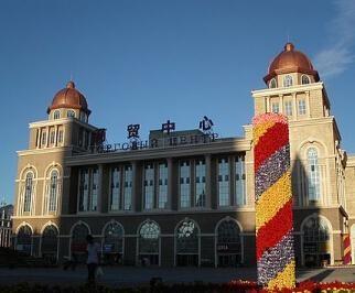 满洲里中俄互市贸易旅游区旅游简介