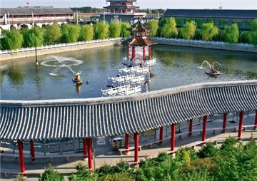 石河现代农业园区旅游简介