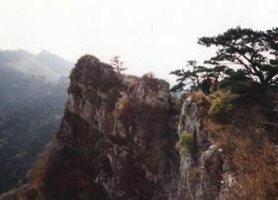 青巖寺景區