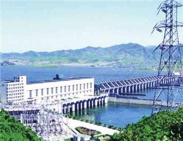 太平湾发电厂