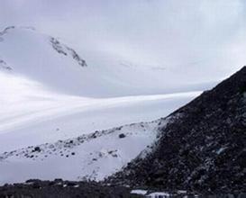 各拉丹东冰川
