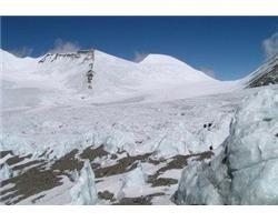 格拉丹东雪山-冰塔林