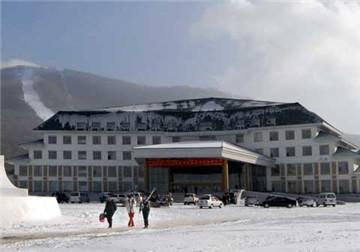 北大湖滑雪场