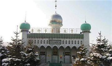 清真寺与拱北寺