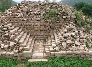 集安洞沟古墓群