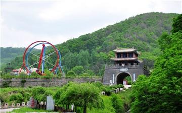 千叶湖风景区