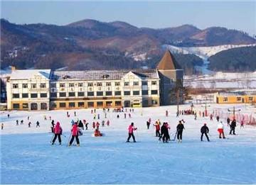 乌吉密滑雪场