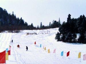 朗乡石猴山滑雪场