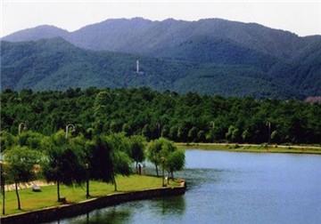 红松原始林风景区