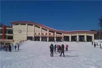 日月峡滑雪场