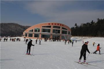 梅花山滑雪场