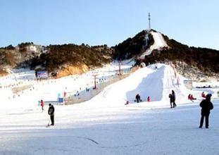 卧佛山滑雪场