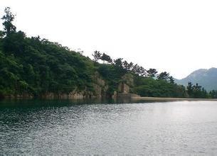 石龙山水库