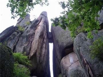 三道关国家森林公园