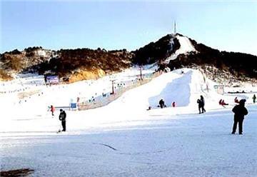 牡丹峰滑雪游樂場